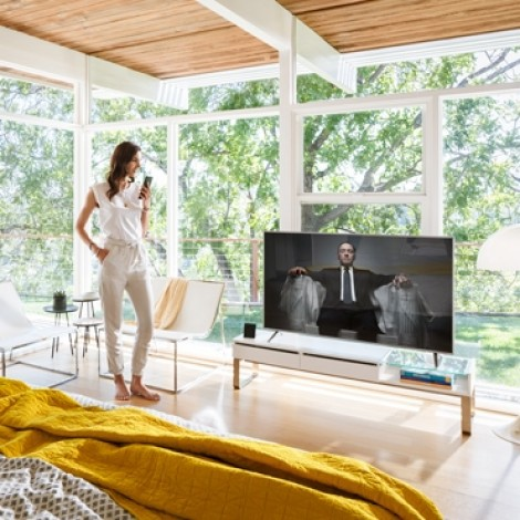 Envoy partner Vizio continues to redefine the Living Room TV experience.